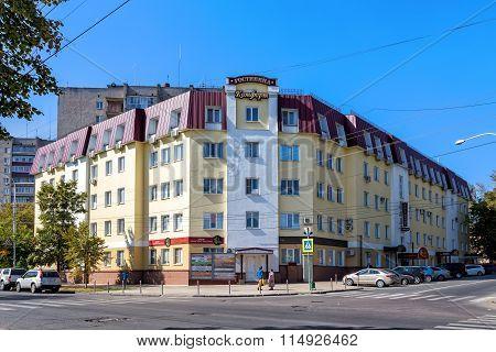 The hotel Comfort. Lipetsk. Russia