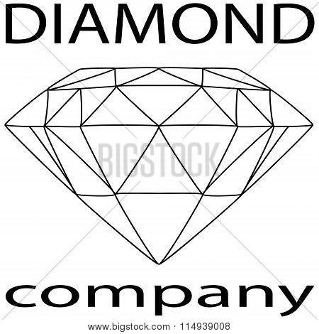 Brand Diamond Sign