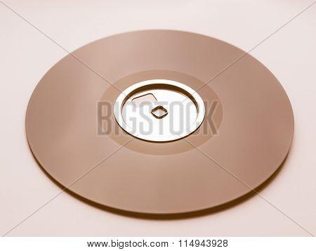 Magnetic Disc Vintage
