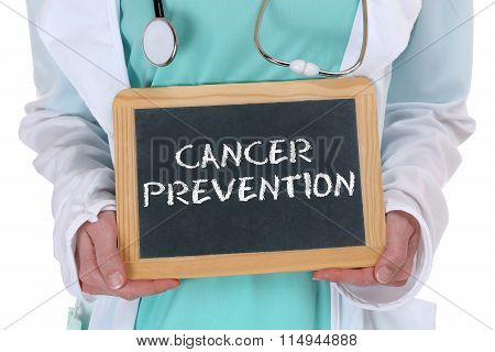 Cancer Prevention Screening Check-up Disease Ill Illness Healthy Health Doctor