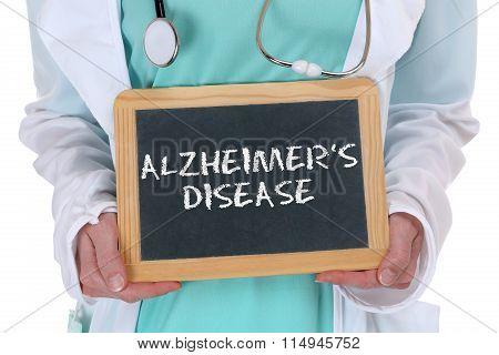 Alzheimers Disease Alzheimer Alzheimer's Ill Illness Healthy Health Doctor
