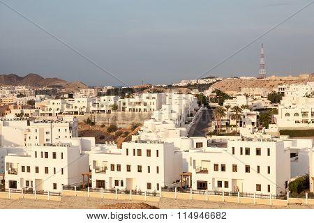 Suburb In Muscat, Oman