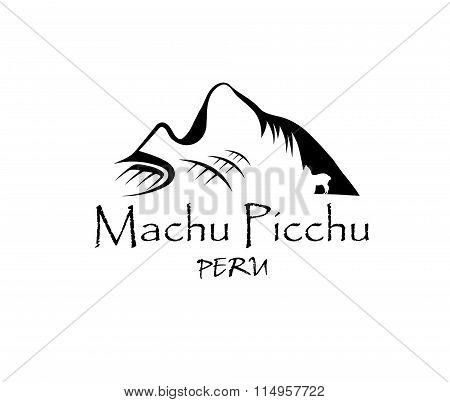 Machu Picchu Illustration
