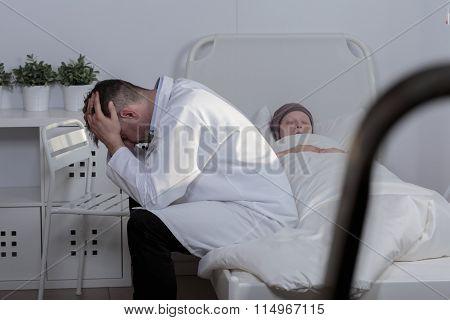 Loosing A Patient