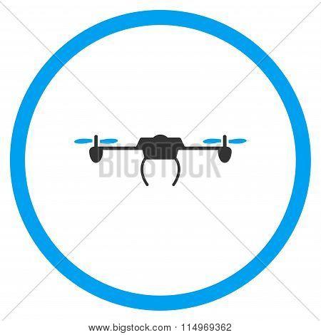 Air Nanocopter Icon