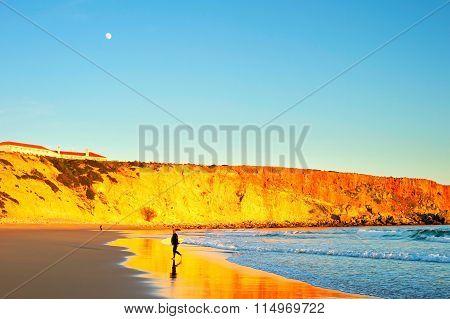 Surfers Spot, Portugal