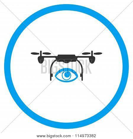 Spy Air Drone Icon