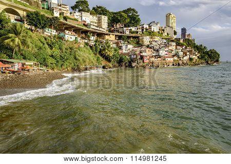 Brazilian slum