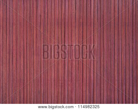 Bamboo Placemat Texture For Background