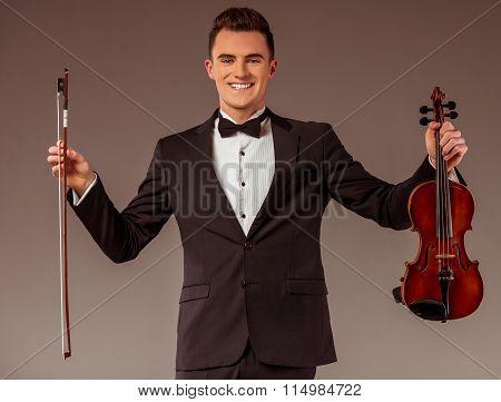 Music Instrument Violin
