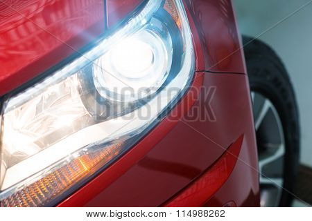 Vehicle Xenon Headlight
