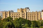 Постер, плакат: Connaught Building Ottawa Canada
