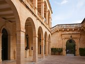 picture of olden days  - San Anton Palace  - JPG