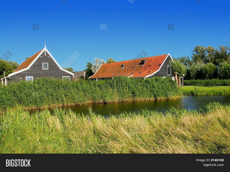 Netherlands farm image photo bigstock for Farm house netherlands