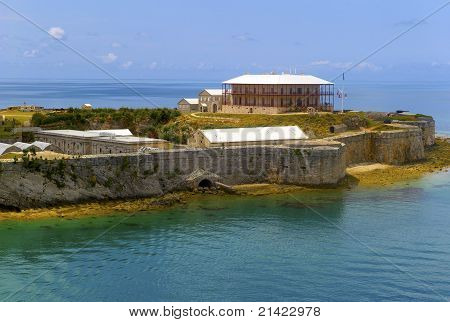 Old British Fort