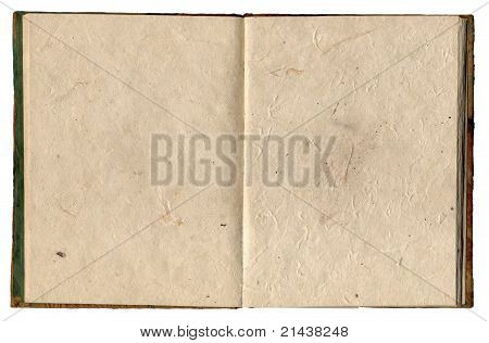 Rice Paper Notebook