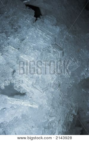 Snow And Ice Crystals