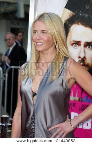 """LOS ANGELES - JUN-30: Chelsea Handler, die Ankunft der """"Horrible Bosses""""-Premiere bei Graumans Chines"""