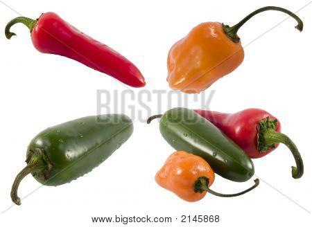 Hot Pepper Series
