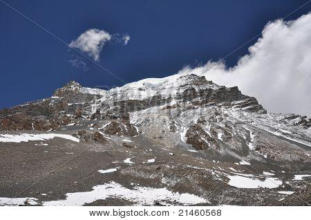 Yakawa Kang peak (6,482 m), Nepal
