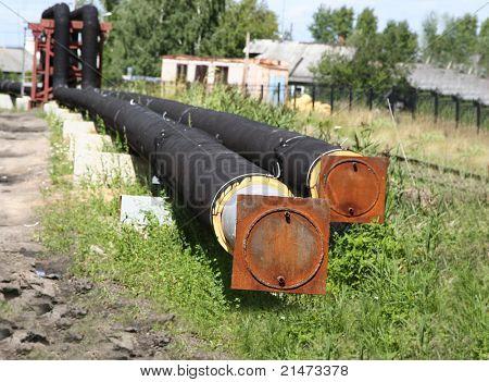 Closed pipelines