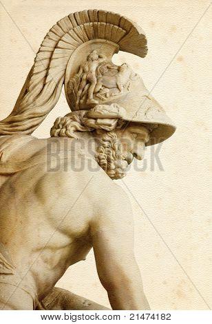 Menelaus (Loggia della Signoria, Florence, Italy)