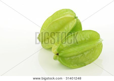 Starfruit (Carambola) averrhoa carambola