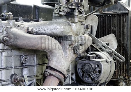 Outdated Old Engine