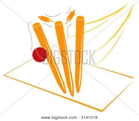 Wickets And Ball2