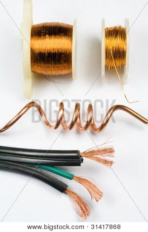 Copper Electrical Wire Assortment