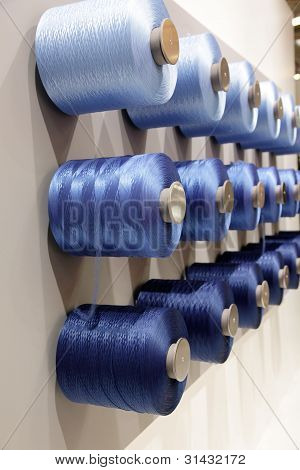 Spools With Threads