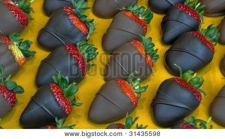 Chocolate Strawberry