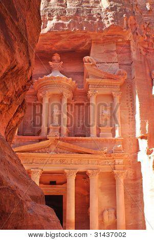 Petra, Lost rock ciudad de Jordania