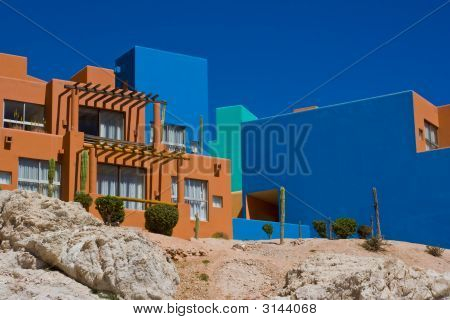 Rooms On A Hill In Los Cabos