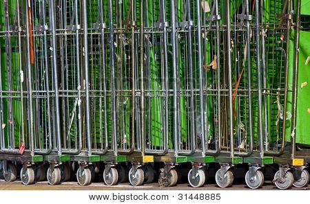 Delivery Trollies