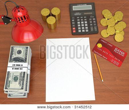 Desktop banker