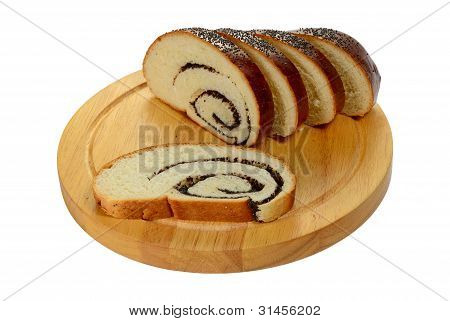 Slice Poppy Seed Roll