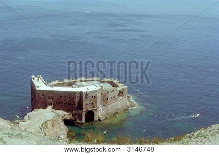 Fort SãO JoãO Baptista - Berlengas, Portugal