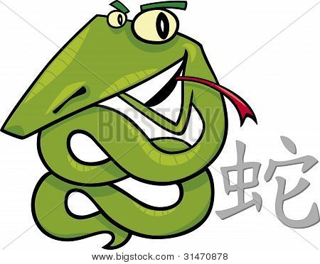 Snake Chinese Horoscope Sign
