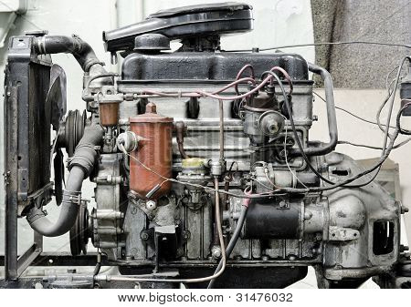 Outdated Dusty Engine