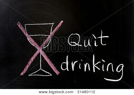 Quit Drinking