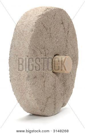 Rueda de piedra