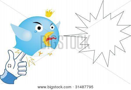 Social Network Parody - Like Revenge