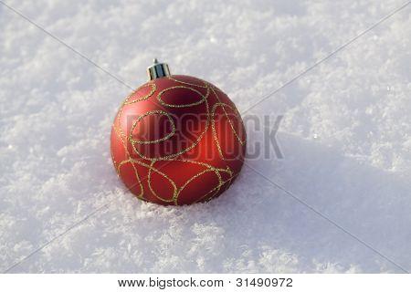 The Christmas-tree Ball