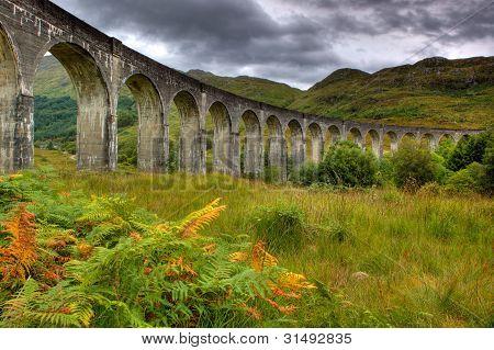 Scottish Wall