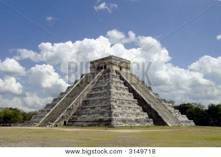 Maya Mexico, Chichen Itza,  El Castillo