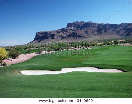 Golf Course Greenbelt