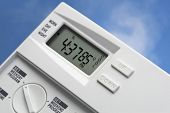 stock photo of air conditioning  - Note - JPG
