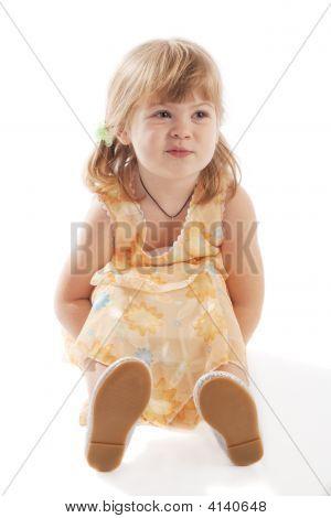 A Lovely Preschooler