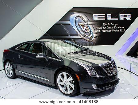 2014 Cadillac 2014 ELR